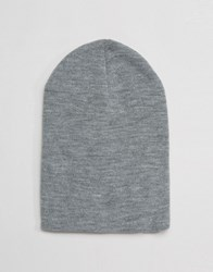 Gregorys Slouchy Beanie Gray Gray
