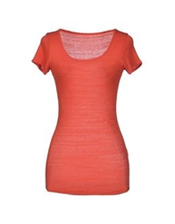 Crossley T Shirts Coral