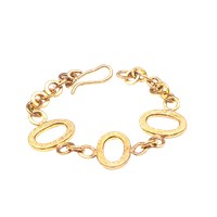 Alexander Betty Cable Chain Bracelet Gold