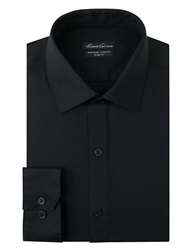Kenneth Cole Slim Fit Dress Shirt Black