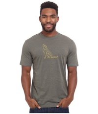 Merrell Polar Hound Graphic Tee Deep Olive Men's T Shirt