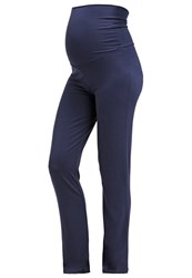 Mama Licious Rosa Tracksuit Bottoms Black Iris Dark Blue