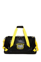 Reebok Crossfit Games Grip Duffle Black