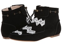 House Of Harlow Monty Black Women's Shoes