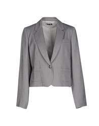 Sinequanone Suits And Jackets Blazers Women Grey