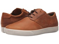 Ecco Gary Lace Amber Men's Shoes Bronze