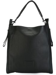 Marc By Marc Jacobs 'Zip That Hobo' Tote Black