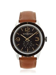 Bell And Ross Br 123 Steel Golden Heritage Watch