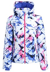 Spyder Project Ski Jacket Multicolor Multicoloured