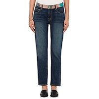 Sandrine Rose Women's The Boyfriend Skinny Jeans Blue