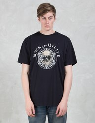 Black Scale X Diamond Supply Co. Visions T Shirt