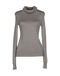 Ralph Lauren Knitwear Turtlenecks Women Grey