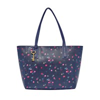 Fossil Zb6911400 Emma Tote Bag Navy