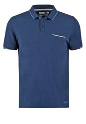 Teddy Smith Pacome Polo Shirt Dark Blue