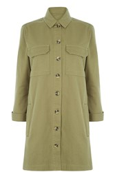 Warehouse Four Pocket Jacket Khaki