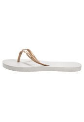 Amazonas Fun Doll Flip Flops Gold
