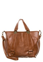 Evenandodd Tote Bag Brown