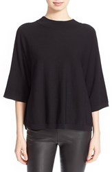 Women's Milly Funnel Neck Kimono Sleeve Pullover