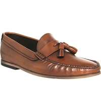 Ask The Missus Approval Leather Loafers Tan Leather