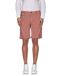 Incotex Trousers Bermuda Shorts Men