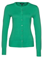 Gant Cardigan Mint Leaf Green