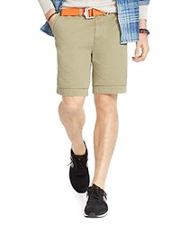 Polo Ralph Lauren Relaxed Fit Twill Surplus Shorts Mountain Green