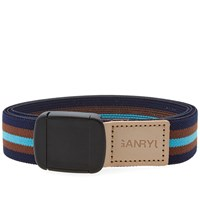 Ganryu Elastic Belt Blue