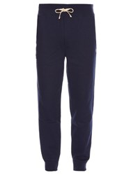 Polo Ralph Lauren Slim Fit Cotton Blend Track Pants Navy