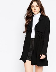 Liquorish Lightweight Jacket Black