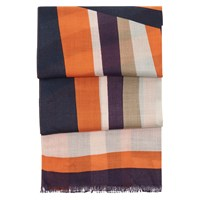 Hobbs Katie Scarf Sunset Orange