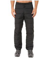 Jack Wolfskin Atmosphere Down Pants Black Men's Casual Pants