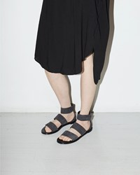 Common Projects Suede Double Strap Sandal