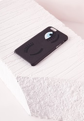 Missguided Eyes Iphone 5 Case Black Black