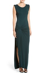 Young Fabulous And Broke Women's Young Fabulous And Broke 'Bryton' Side Slit Maxi Dress