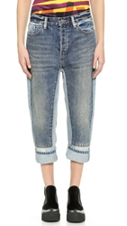 Marc By Marc Jacobs The Big Cuffed Jeans Double Trouble