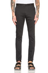 Opening Ceremony Slim Fit Trousers In Black