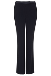 Havren Boot Cut Trousers Navy