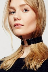 Free People Womens Harper Ring Choker