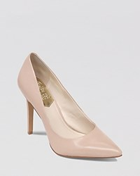 Vince Camuto Kain High Heel Pointed Toe Pumps Sandbar