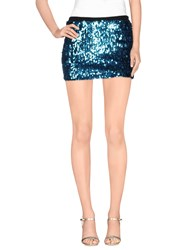 Carroll Skirts Mini Skirts Women Turquoise