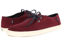 Vans Rata Vulc Port Royale Dress Blues Men's Skate Shoes Red