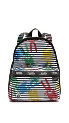 Le Sport Sac Lesportsac Designed By Peter Jensen Backpack Jefferey