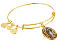 Alex And Ani Holy Ones Mary Of Guadalupe Gold Bracelet