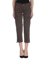 Two Women In The World 3 4 Length Shorts Cocoa