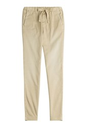 Closed Easy Cotton Chinos Camel