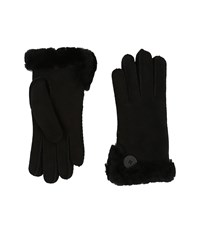 Ugg Side Vent Bailey Glove Black Extreme Cold Weather Gloves