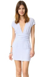 Flynn Skye Olivia Mini Dress Light Blue