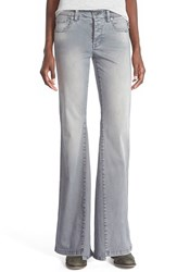 Women's Free People 'Gold Coast' Flare Jeans