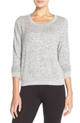 Women's Make Model Crewneck Sweatshirt Grey Flannel Marl