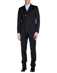 J.W. Tabacchi Suits And Jackets Suits Men Steel Grey